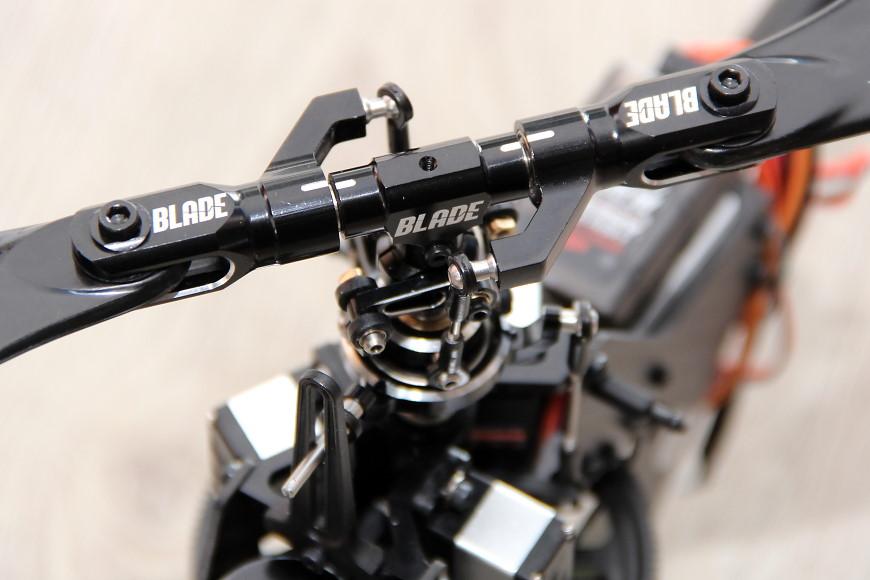 Blade Fusion 270 BNF: Blatthalter